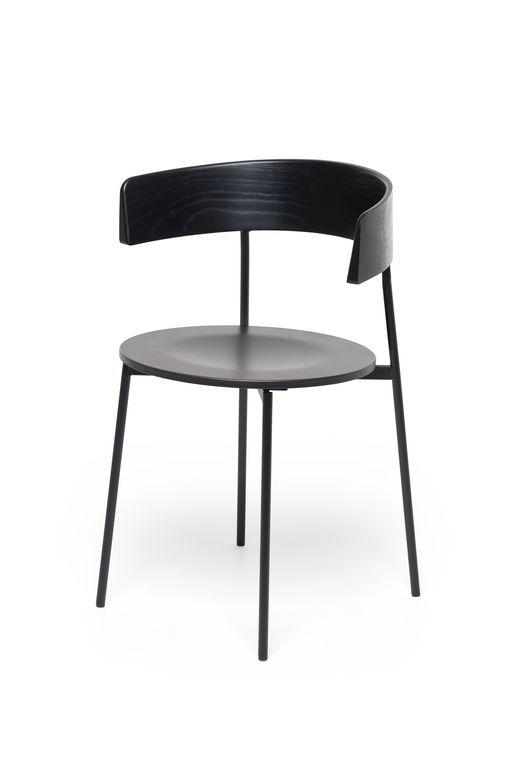 Friday Chair Black (Fest)