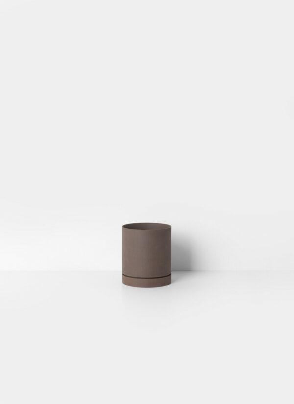 Sekki Pot Rust Medium (Ferm Living)