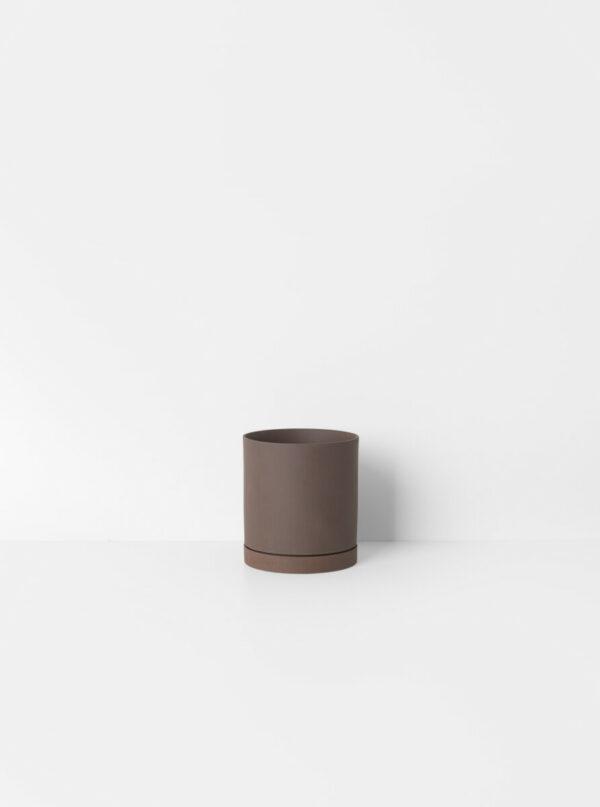 Sekki Pot Rust Large (Ferm Living)