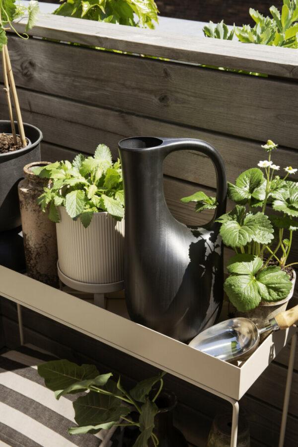 liba gieter, bau plantbox, bau bloempot (Ferm Living)