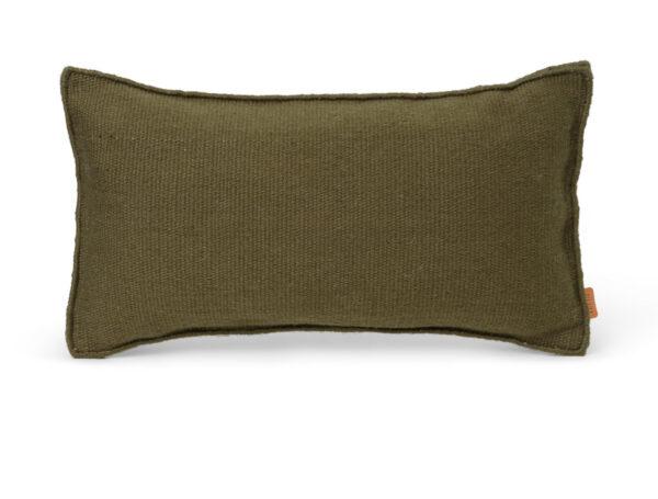 Desert cushion kussen olive (Ferm Living)