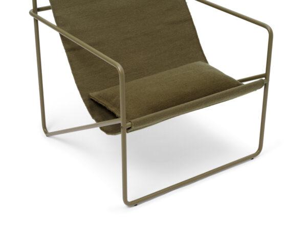 desert cushion chair (Ferm Living)