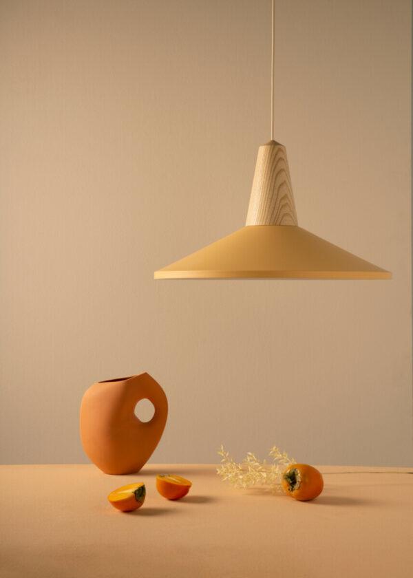 Eikon shell Peach Sherbet (Schneid Studio)