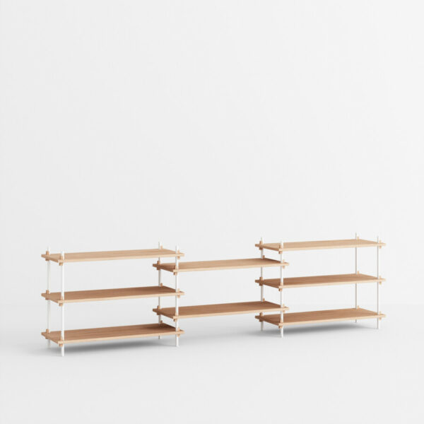 Shelving system s.65.3.a (Moebe)