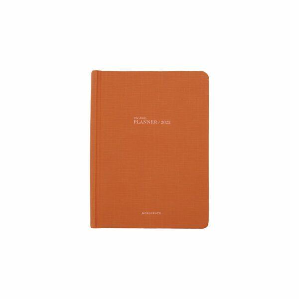 2022 planner agenda (Monograph)